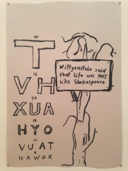 Humorous art from Auckland Art Gallery Toi o Tāmaki