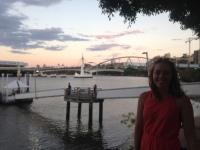 Summer Brisbane evening