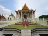 The extraordinarily stunning Royal Palace of Cambodia