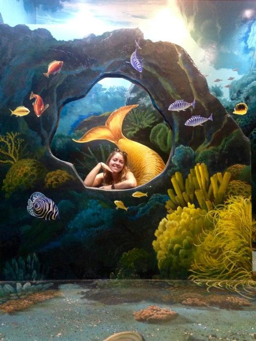 Art in Paradise - Mermaid