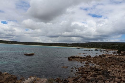 Views across the bays in South West Australia